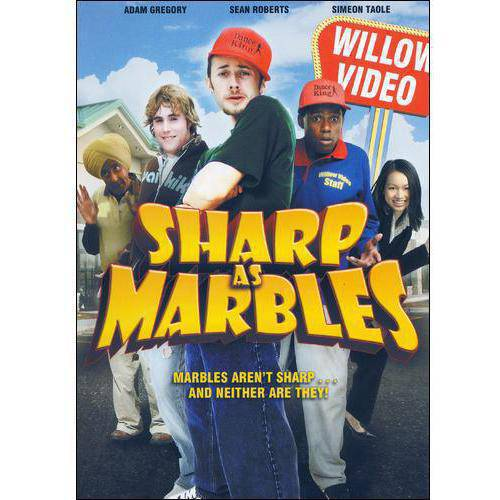 Sharp As Marbles (Widescreen)