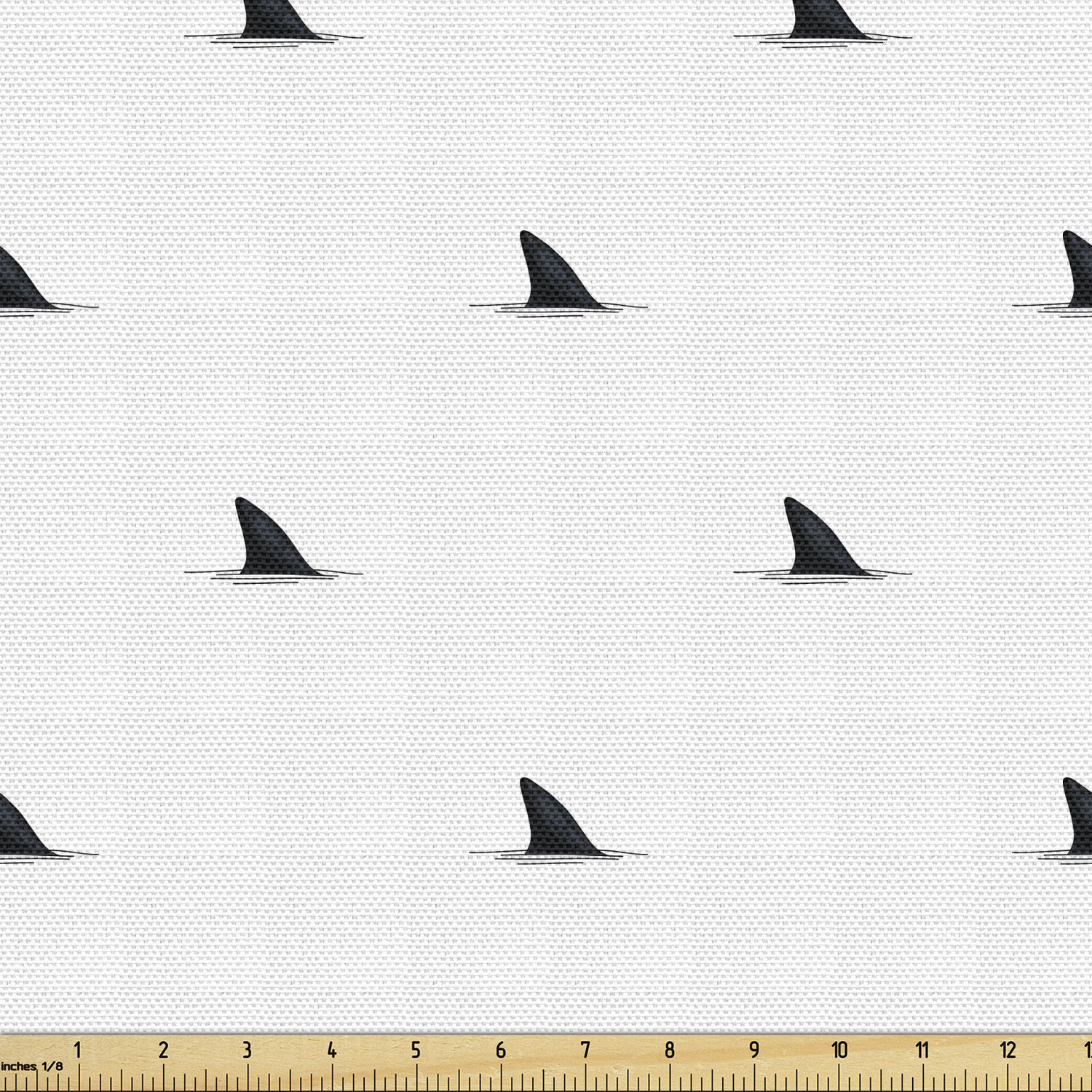 NOTE:  More available Youth Print Fabric See Description Below Shark Print Fabric Beautiful Blue Shark Print Fabric sold By The Yard
