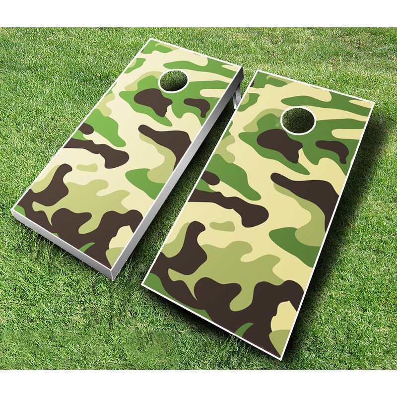 Camo Tournament Cornhole Set