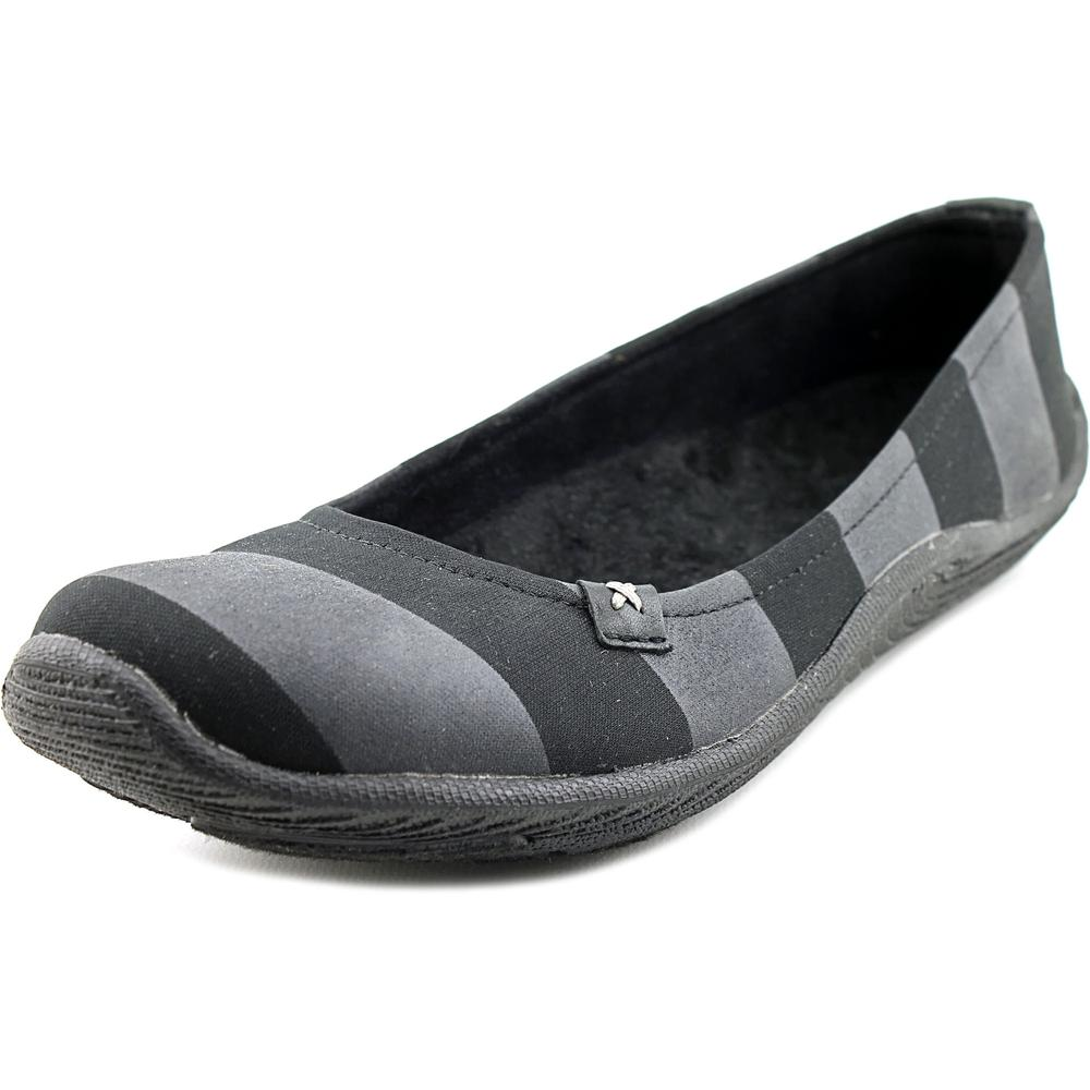 Dr. Scholl's Joliet Round Toe Canvas Flats by Dr. Scholl's