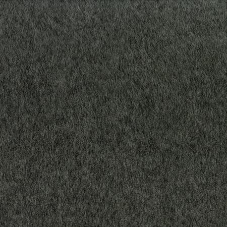 Heather Leaf Fabric (David Textiles Heathered Gray Anti-Pill 60