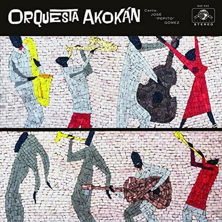 Orquesta Akokan - Orquesta Akokan (Vinyl) - image 1 of 1