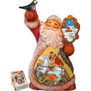 GDeBrekht 561634 Saint George Tiny Tale Santa