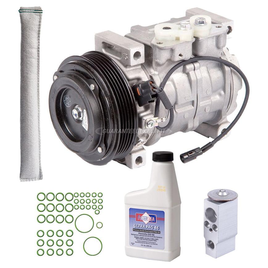 2003 Suzuki Aerio Ac Compressor