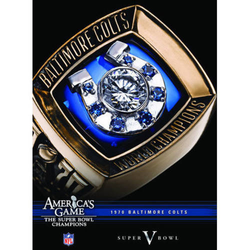 NFL America's Game: 1970 Colts (Super Bowl V) ( (DVD)) by