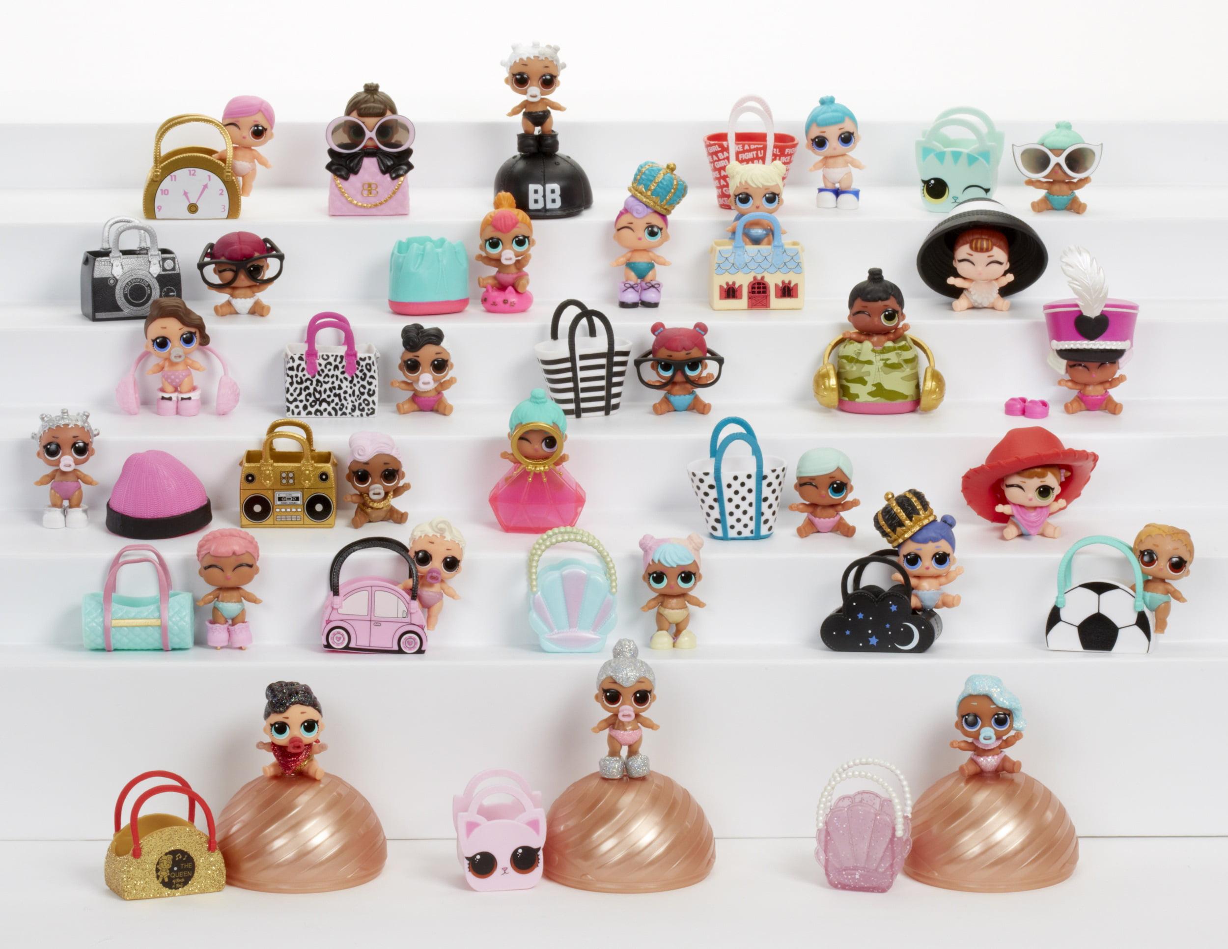 L O L Surprise Lil Sisters Doll Series 2 Walmart Com