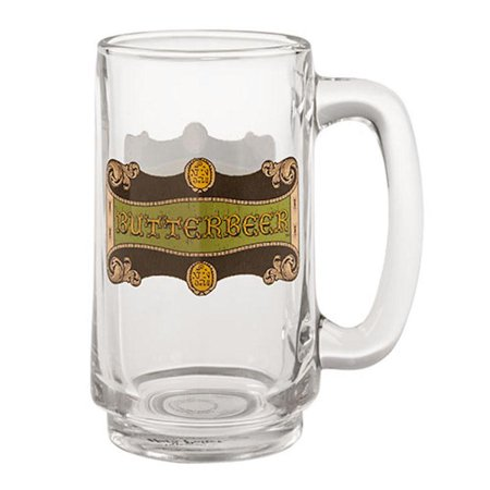 Souvenir Stein - Universal Studios Wizarding World Harry Potter Butterbeer Stein Glass Mug New