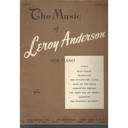 Music of Leroy Anderson By Catherine Edt Wilson Artist Format Audio CD Ship  from US