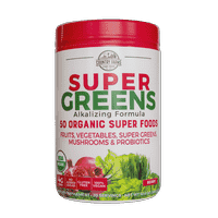 Country Farms Super Greens Berry flavor, 50 Organic Super Foods, USDA Organic Drink Mix, 10.6 oz 20 servings,