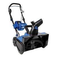 21 in. Single Stage Brushless Snow Blower in Blue and Black