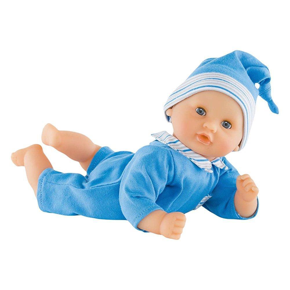 corolle mon premier bebe calin bJy doll, blue