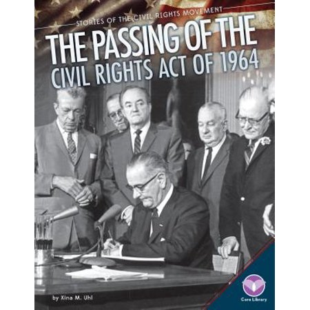 Passing of the Civil Rights Act of 1964