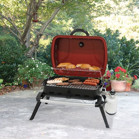 Uniflame 10 000 Btu Grill Red Sedona As Low As 29 98