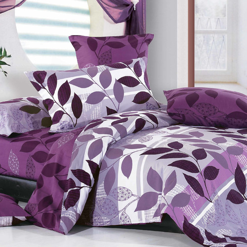 North Home Rosemary 4 Piece Duvet Cover Set