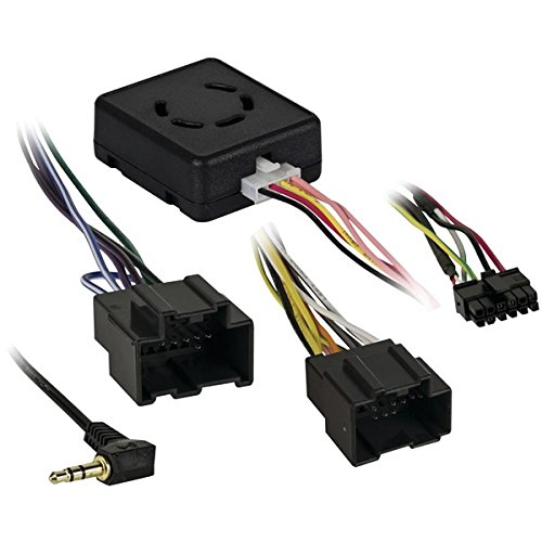 Axxess Bx-gm3 Basix Retention Interface [for Select 2006-2012 Gm[r] Lan11 With Chime]