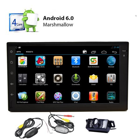 7 Quot Capacitive Touch Screen Android 6 0 Quad Core Car