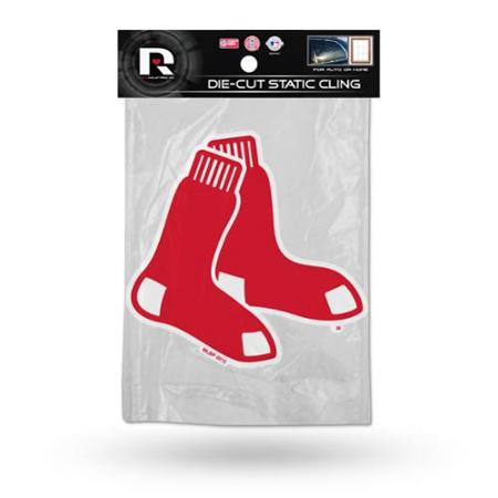 Boston Red Sox Static Cling Sticker