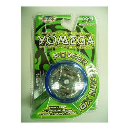 Yo-Yo Power Brain XP Multi-Colored
