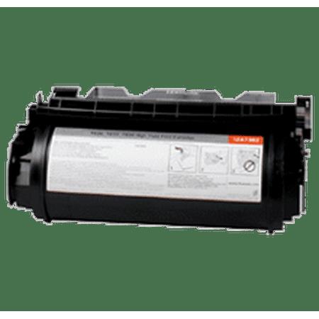Zoomtoner Compatible avec Lexmark / IBM T632DTN LEXMARK / IBM 12A7465 / 12A7365 High Yield laser Toner Cartridge - image 1 de 1