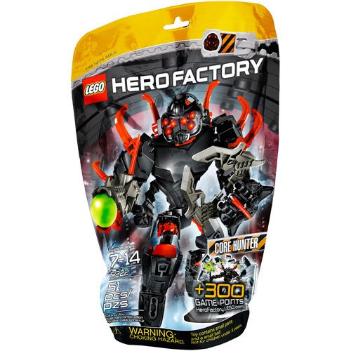 LEGO Hero Factory CORE HUNTER Play Set