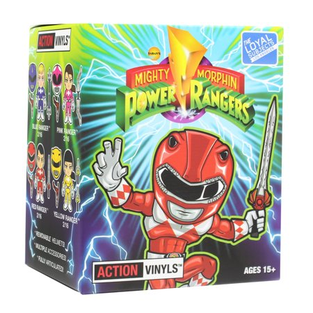 - Mighty Morphin Power Rangers Blind Box 3