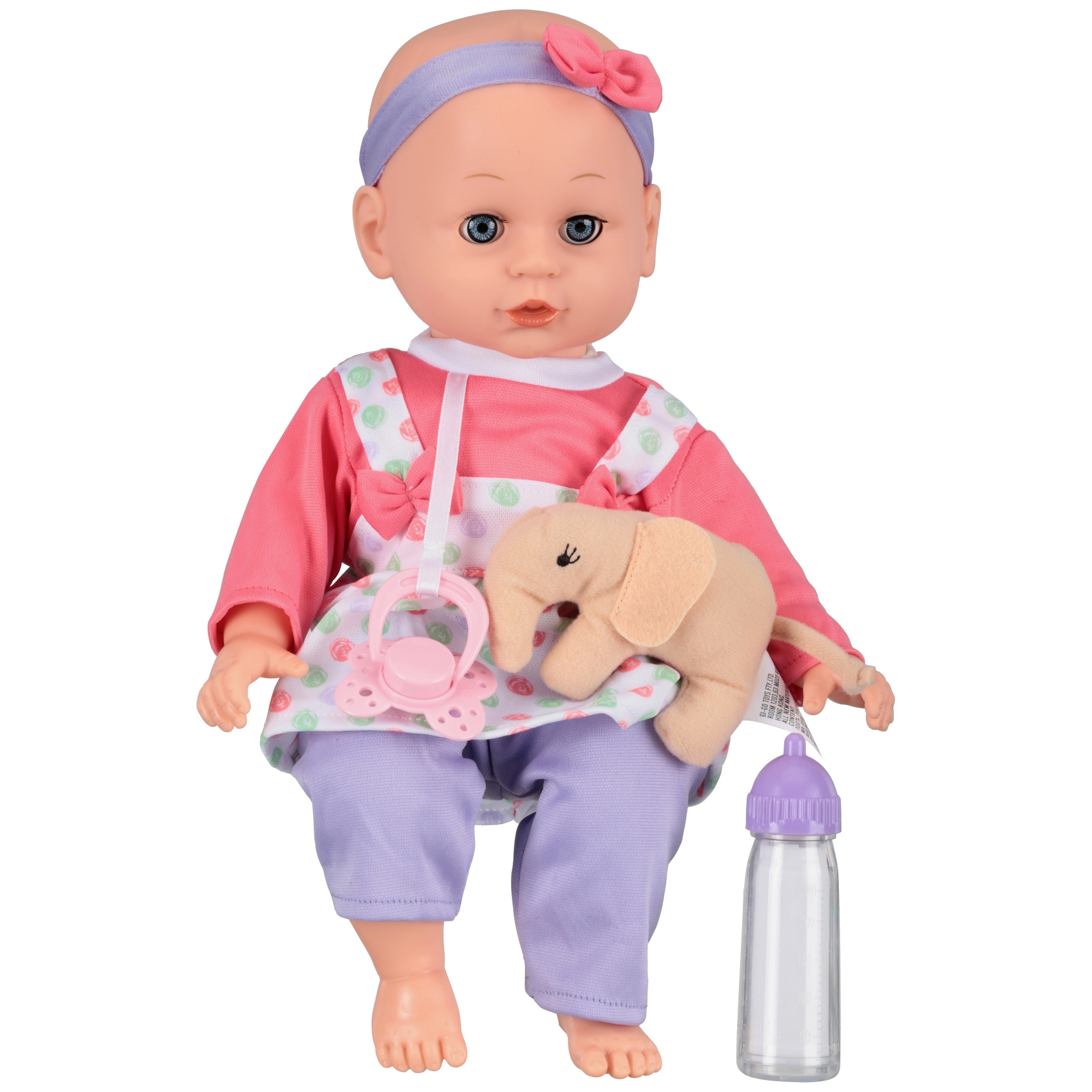 My Sweet Love® Baby Doll & Accessories 4 pc Box