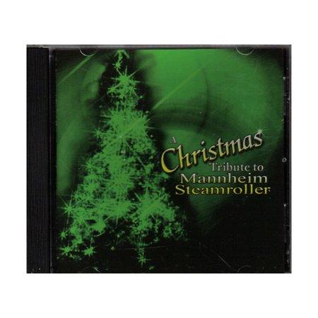 Christmas Tribute to Mannheim Steamroller (Mannheim Steamroller Halloween 2)