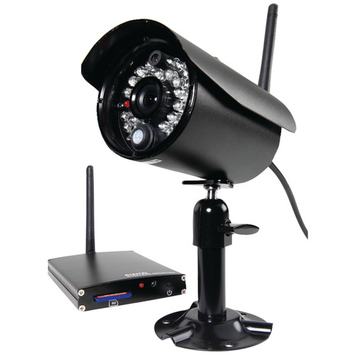 First Alert DW-575 Digital Wireless Security Recording System