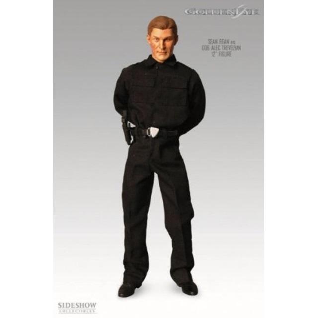 Alec Trevelyan 006 Action Figure from James Bond 007: Golden Eye