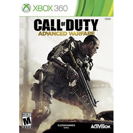 Call of Duty Advanced Warfare- Xbox 360