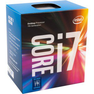 Intel Core i7-7700T 2.9 GHz Quad-Core LGA 1151 Processor