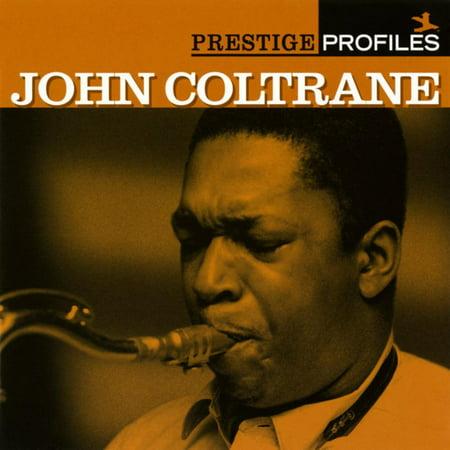 Prestige Arc - John Coltrane - Prestige Profiles Print Wall Art
