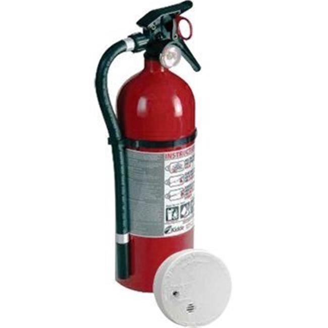 KIDDE 21008481 HOME FIRE EXT.-FREE SMOKE ALAR