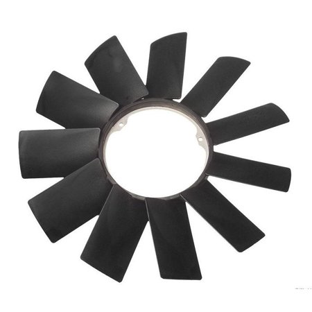 BMW Engine Radiator Cooling Fan Blade Brand New Fast Shipping ()