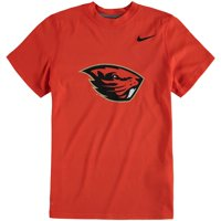 Oregon State Beavers Nike Youth Logo Legend Dri-FIT T-Shirt - Orange