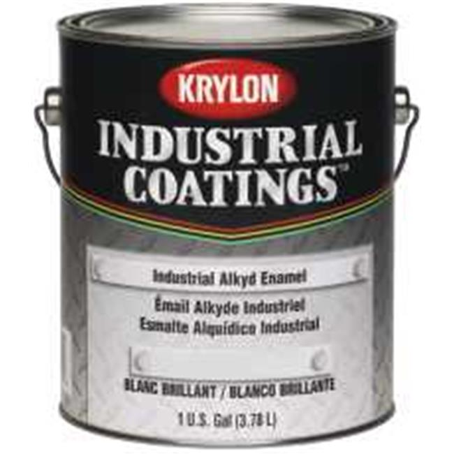 800864 Paint 52 Series Industrial Alkyd Enamel Light Gray 1 Gal
