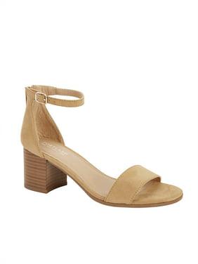 Portland Boot Company Ankle Strap Block Heel Sandal (Women's)