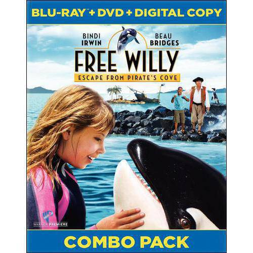 Free Willy: Escape From Pirate's Cove (Blu-ray) (Widescreen)
