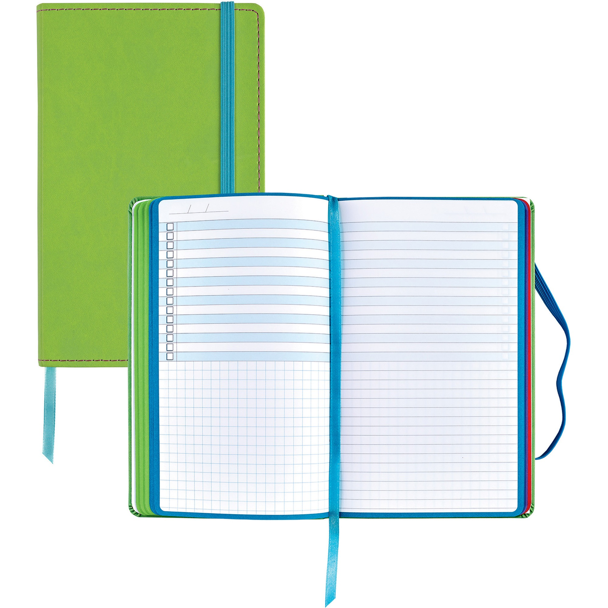 Astrobrights Leatherette Journal, 1 Each (Quantity)