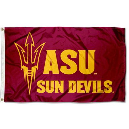 Arizona State University Sun Devils Flag (Arizona State University Halloween)
