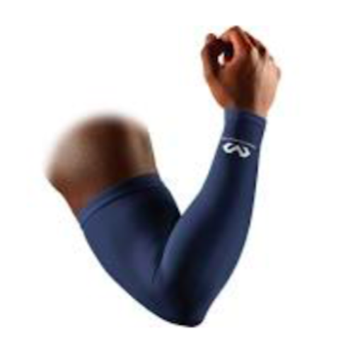 McDavid Compression arm sleeves/Pair Navy S