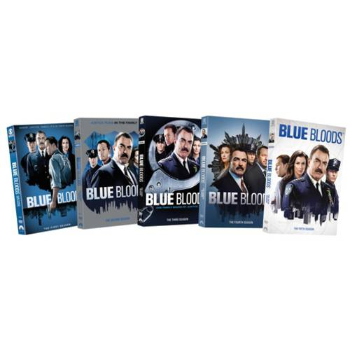 Blue Bloods: Five Season Pack (1-5)