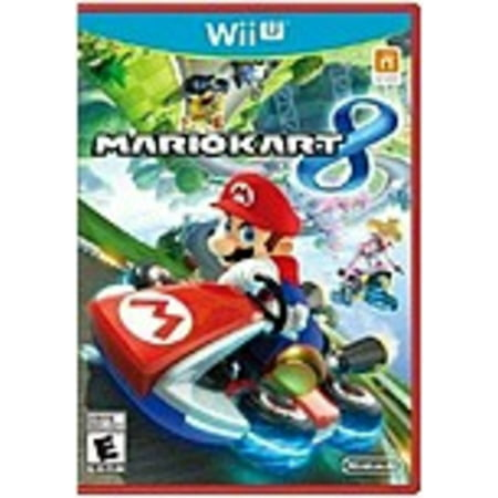 mario kart 8 nintendo nintendo wii u 045496903367. Black Bedroom Furniture Sets. Home Design Ideas