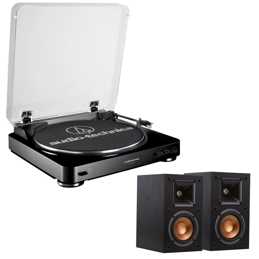 Audio-Technica AT-LP60 Fully Automatic Stereo Turntable S...