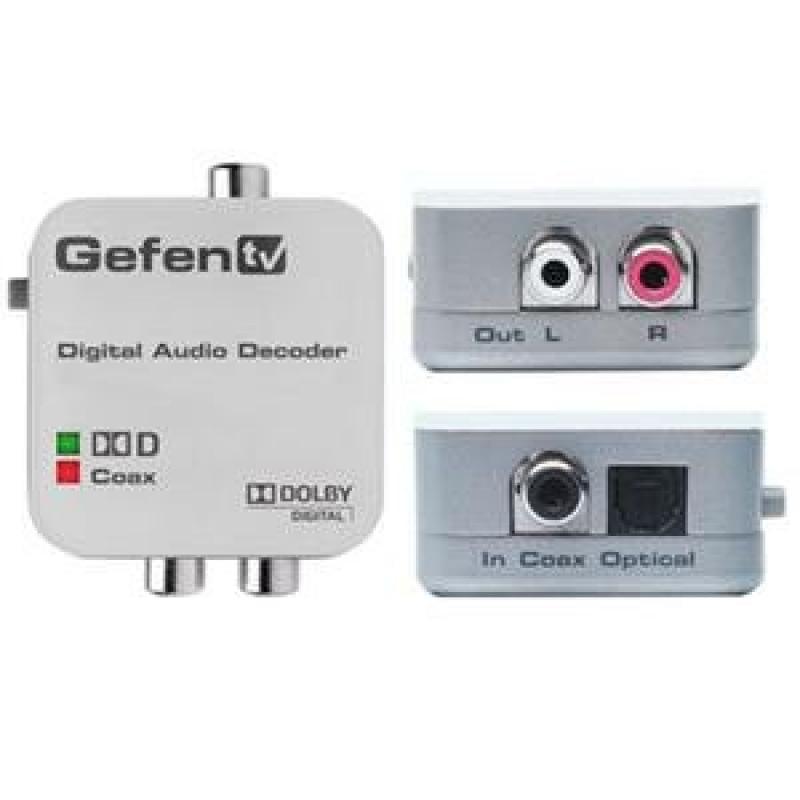 Gefen TV Digital to Analog Decoder