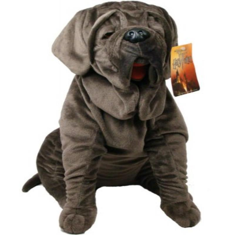 Universal Wizarding World Harry Potter Hagrid Fang Dog 15 Large Size Plush New by