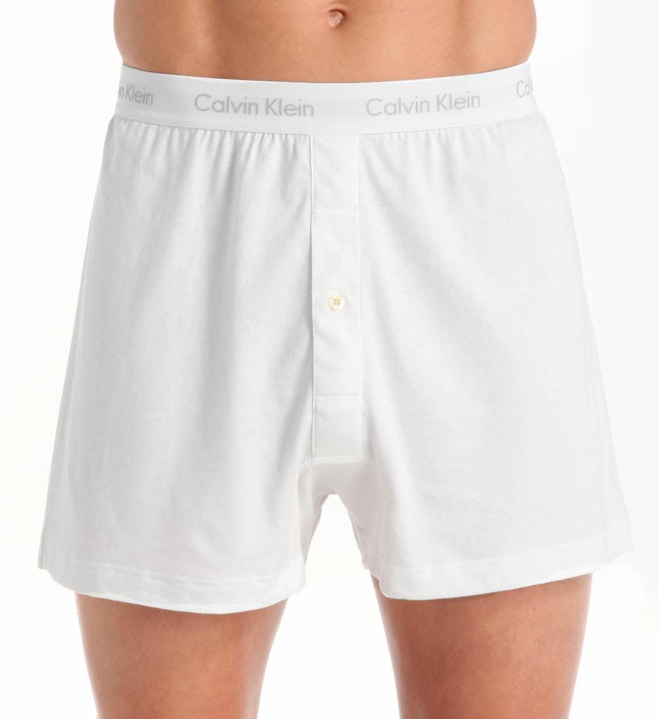 1f86ac780fa3 Calvin Klein - Calvin Klein Men's Cotton Classic Knit Boxer (3-Pack) -  Walmart.com