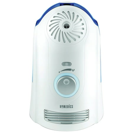 how to clean homedics oscillating cool mist humidifier