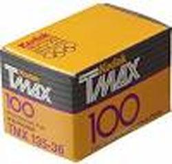 Kodak TMAX 100ASA TMX-135-36 Black & White Film