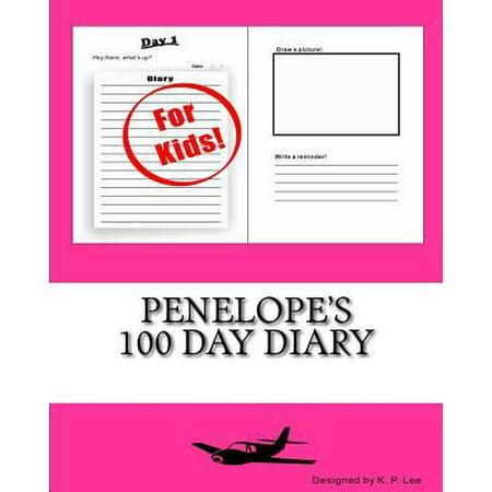 Penelopes 100 Day Diary